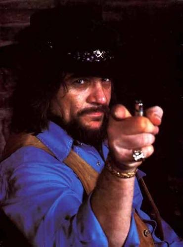 Waylon Jennings - Country Artist