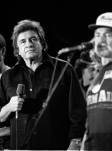 Glen Campbell, Johnny Cash, Willy Nelson